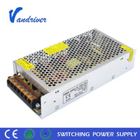 Innovative LED Transformer 180W 24V DC Single Output S-180-24 LED Strip Lights Switching Power Supply