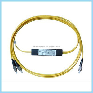 optical fiber 1x2 plc splitter optical splitter plc/Splitter Fiber 1x2 Spliter PLC 1x4 1x8 1x16 1x32 PLC/Optical fiber splitter