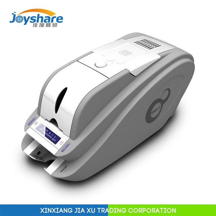 Smart 50S single sided plastic id card printer price