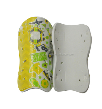 Double Professional Soccer Shin Pad for Sports