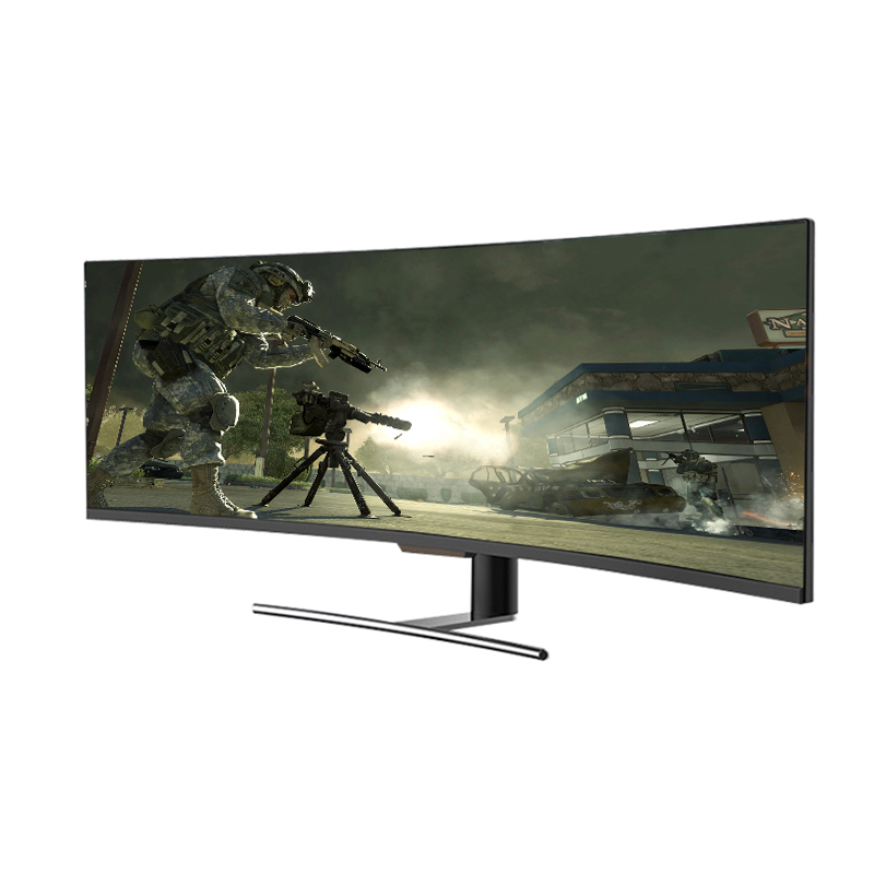 Cheap 49 inch <strong>178</strong> degree 4K 100hz curved computer monitor