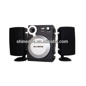 Cheaper Price Fashion Design And High Quality Sound 2.1 Computer /Woofer/Multimedia/Active Speaker
