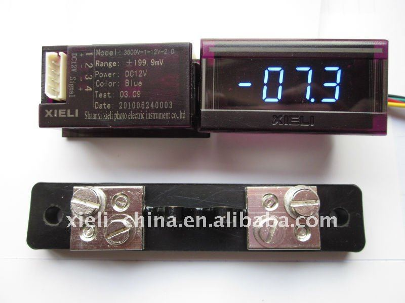 Digital Amp Meter Panel : China digital ammeter dc12v wholesale 🇨🇳 alibaba
