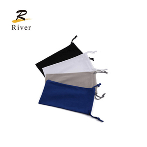 reading glasses pouch pocket microfiber cloths pouch eyeglasses spectacle bag.