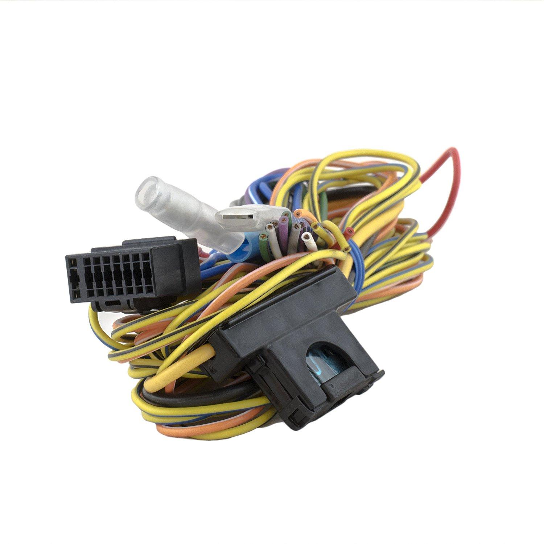 Alpine CDA-9885 CDA-9886 CDA-9886M IDA-X303 IDA-X305 IDA-X305S CDA-7839 CDA-7842 CDA-7843 CDA-7844 Ai-net to RCA Aux Input Cable Jack Ainet
