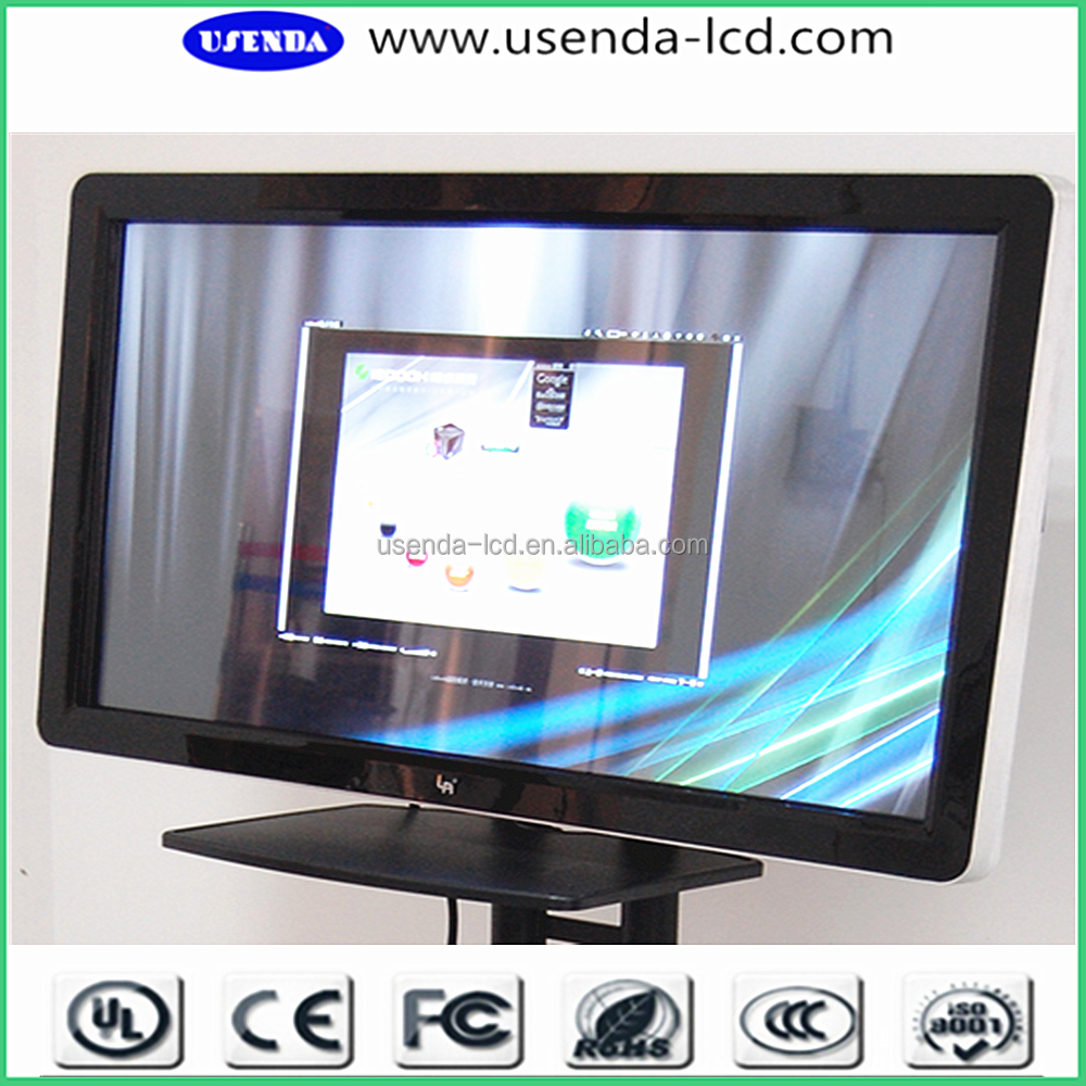 55inch Wall Mounted Interactive Touchscreen Advertising Kiosk WIFI/PC