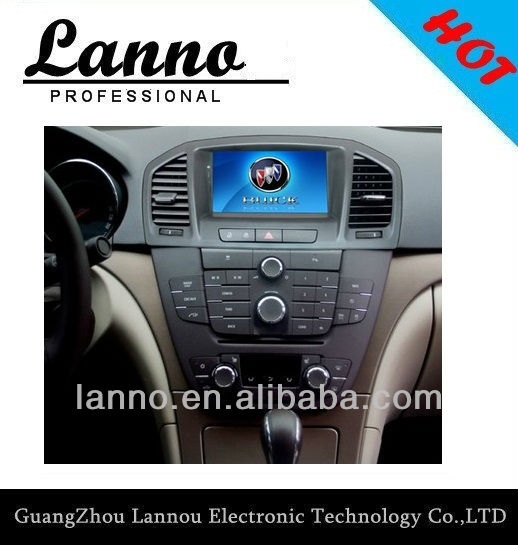 2 din car dvd gps for Opel Insignia