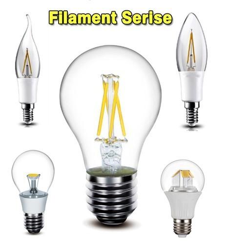 New Product! India Price Beautiful Design E27 2w Led Filament ...