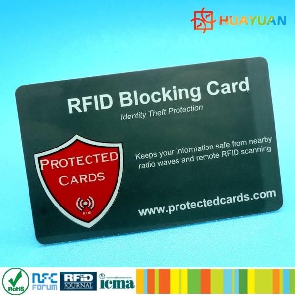 Sauf RFID Carte De Blocage Douille Sont Egalement Disponibles Pour Vous