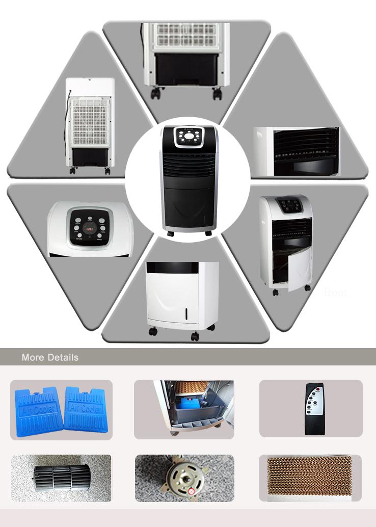 Wholesale new misting fan/water fan/floor air cooler