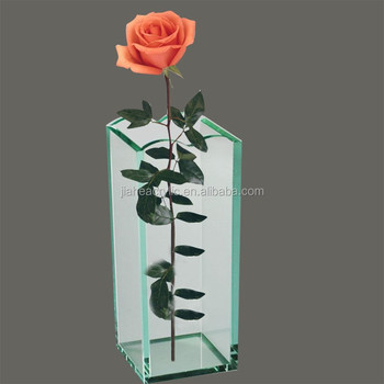 Clear Acrylic Gorgeous Square Designs Plastic Vases Buy Acrylic