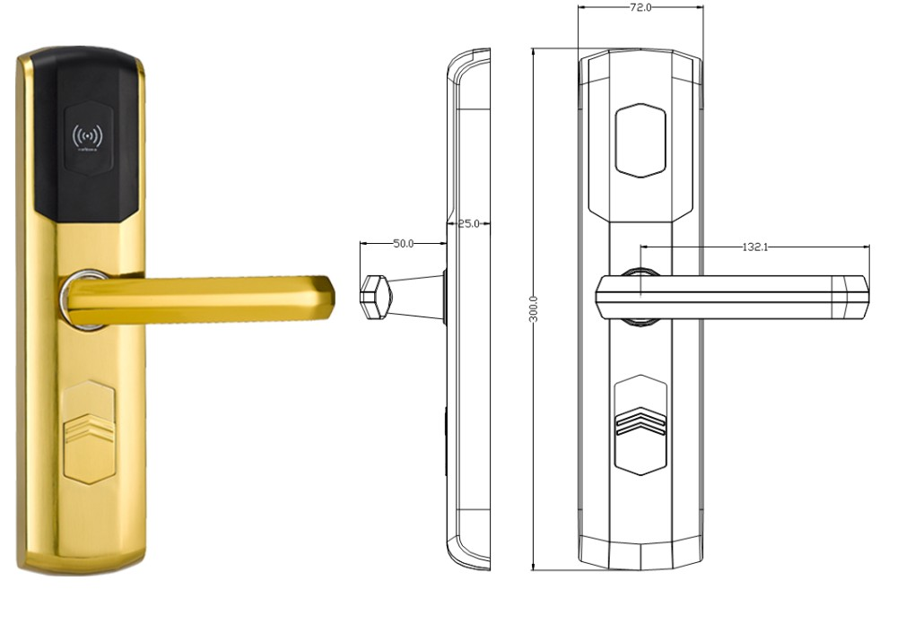 China Mainland Suppliers Electronic Lock Mechanism Wireless And ...