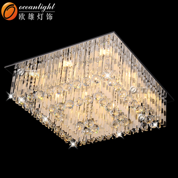 Artistic Ceiling Lamp Plate Acrylic