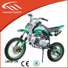 125cc dirt bike sell well with strong powered and fashionable design