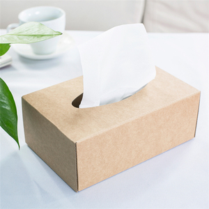 Professional Design Tissue Paper Kraft Paper Packaging Box