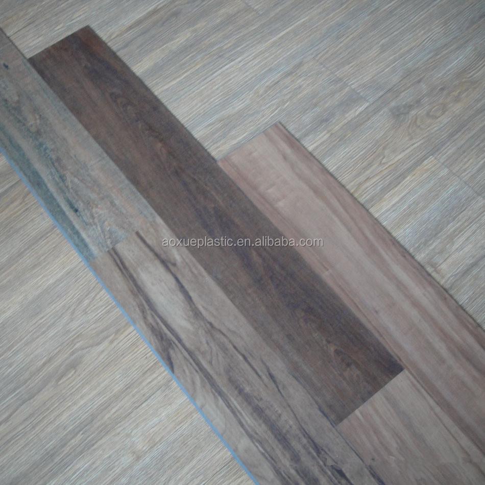 Durevole in vinile ad incastro pavimenti tavola pvc for Piastrelle in vinile
