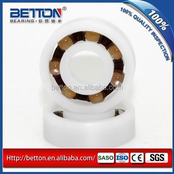 Pom Pp Material Plastic Bearing 6222 6223