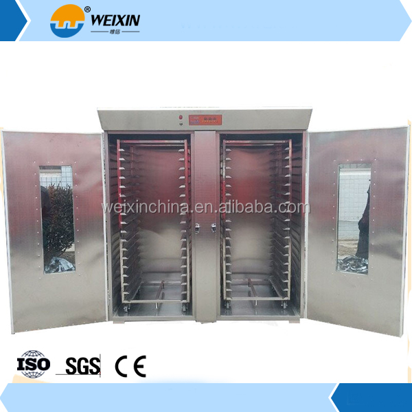 commercial bakery fermenting equipment/display refrigerated bread fermentation/vertical display refrigerator