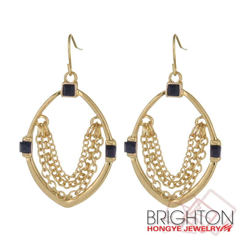 New 2016 Latest Gold Earring Designs, New 2016 Latest Gold Earring ...