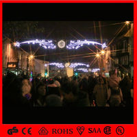 New Italian Christmas Decorations Led Christmas Motif Street ...