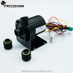 FREEZEMOD 12V pump water cooling pump DC computer pump for PC support Manual speed control .PU-YSB008W
