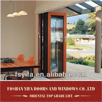 Aluminum Nice Wind Resistance Interior Temporary Doors Folding Foshan Buy Interior Temporary