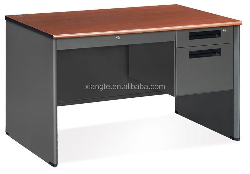 Moderne bureau acier ordinateur bureau meubles pour vente prix