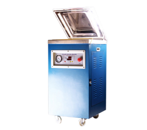 Food skin vacuum packaging machine