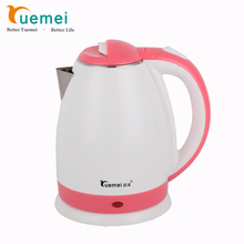 Best selling German automatically 304 car folding copper tea multifunction kettle stainless steel electric kettle that boil milk