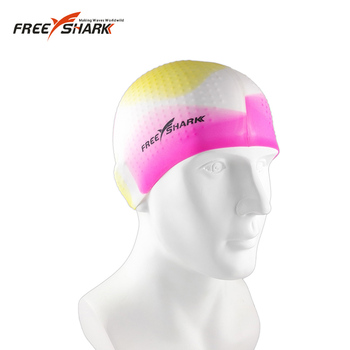 Chinese Manufacturer Silicone Swimming Cap with cheapest price