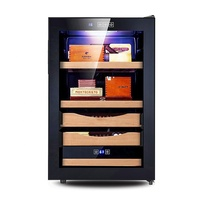 Automatic Humidity Control Electrical Cigar Humidor Cabinets