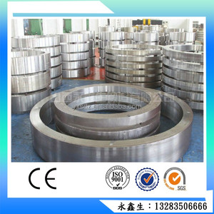 2018 manufacture supply flanges, large wind power flange
