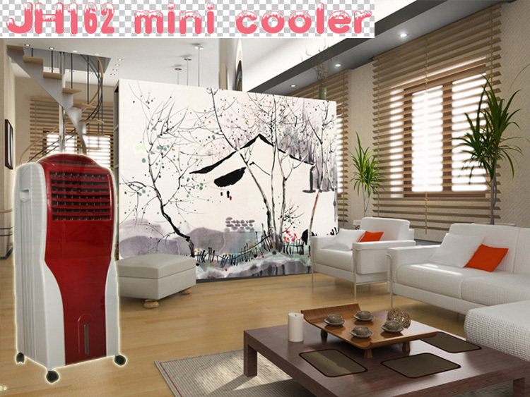comfortable to use 100w small Swamp evorative air cooler for bedroom use. Comfortable To Use 100w Small Swamp Evorative Air Cooler For