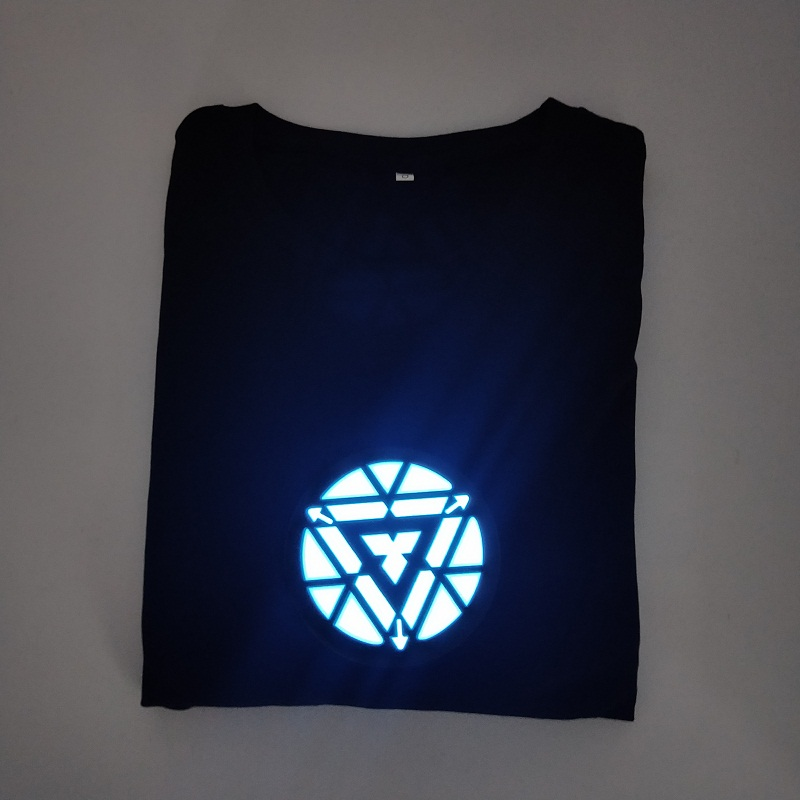 Gran oferta, panel de camisetas activo con sonido intermitente LED para Decoración