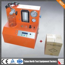 Common rail parts cleaning machine injector test bench used