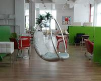 Rooms hanging bubble chair for children or big child