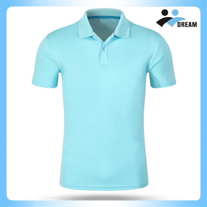 DREAM SPORT Top brand Alibaba golden supplier golf uniform mens polo shirt dry fit