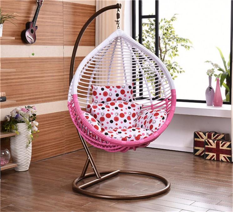 Hanging Garden Swing Chairs Jhoola In Living Room - Buy Jhoola In ...