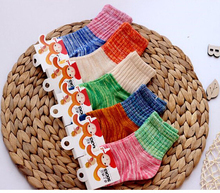 2015 Cotton baby socks baby socks cotton socks for boys and girls thick line color of