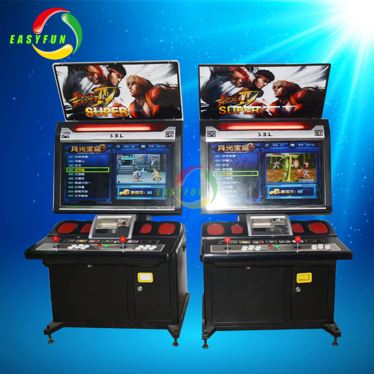 coin operated video arcade games