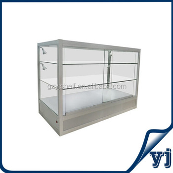 Merveilleux Wall Mounted Glass Display Cases, Metal Storage Cabinets Pharmacy Counter,  Sliding Glass Display Cabinet