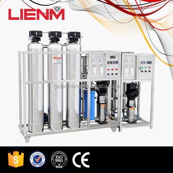 Pure water filter machine glass fiber stainless steel