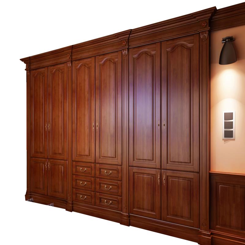 Solid Wood Closet Cabinet Bedroom Wardrobe Furniture Design Buy Wood Carving Bedroom Furnituremaster Bedroom Furniture Designunusual Furniture