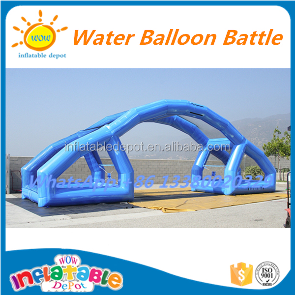 Crazy Summer Inflatable Water Wars Water Balloon Battle
