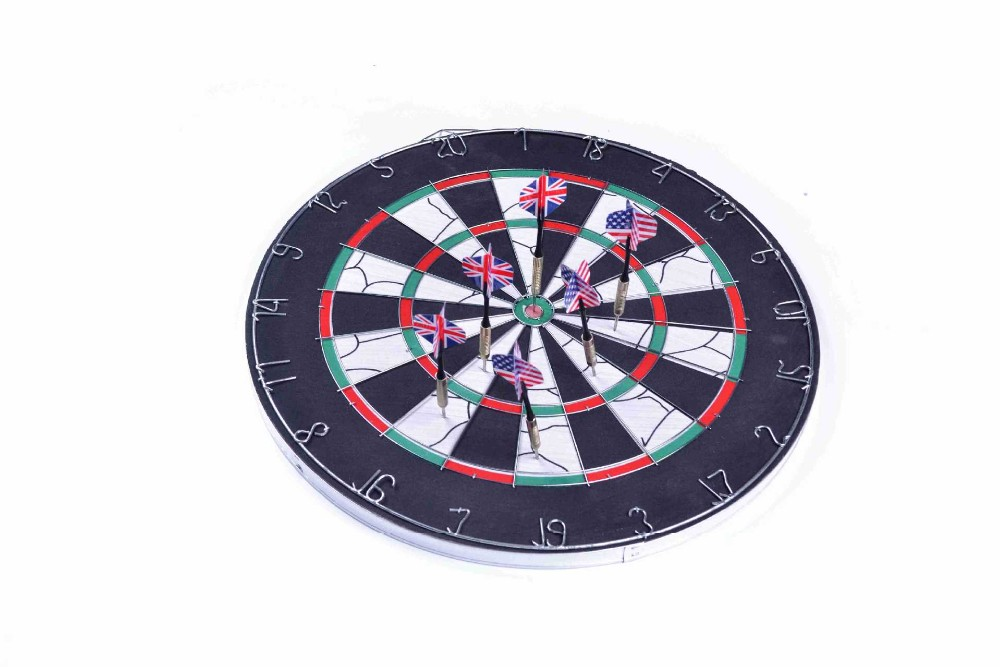 Dart Game Dartboards Darts Cabinet Box Gift Good quality