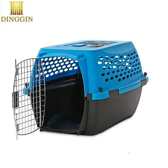 Plastic Pet Airline Dog Transport Crate