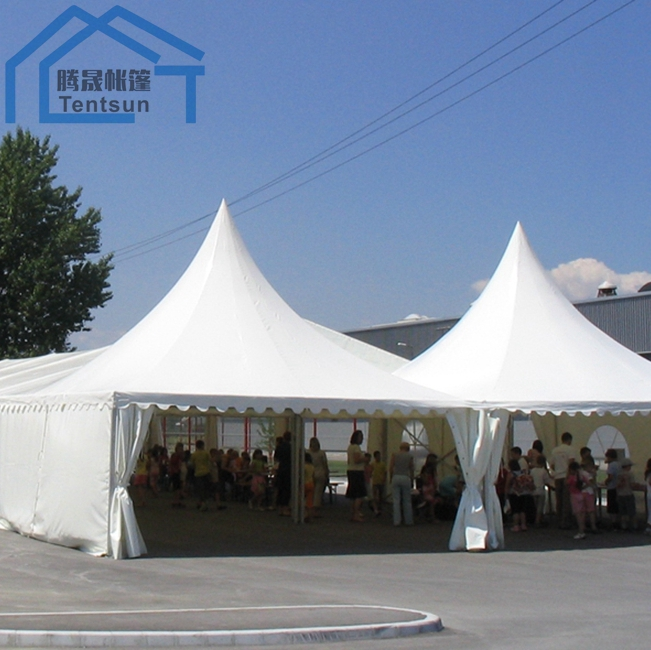 hot sale outdoor trade show pagoda tent
