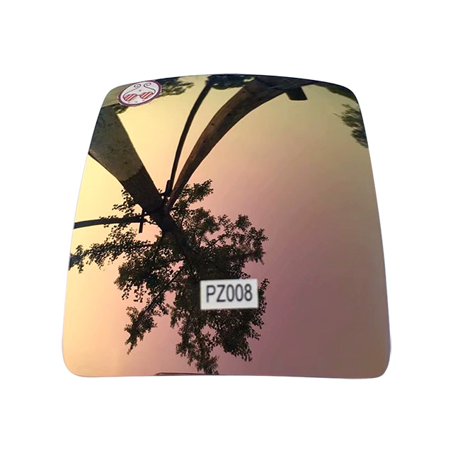 553718ba55a HMC TAC Polarized 100% UVA UVB Protection Mirror Coating Color Sunglass Lens