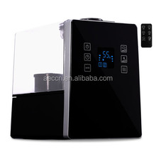 LCD Display Remote Control Aroma Ultrasonic Warm Mist Humidifier