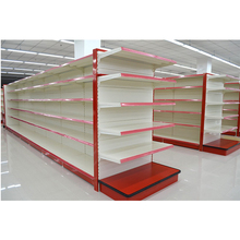 Stabile made in china gondola <span class=keywords><strong>scaffale</strong></span> <span class=keywords><strong>del</strong></span> <span class=keywords><strong>supermercato</strong></span>/centro commerciale raccordo